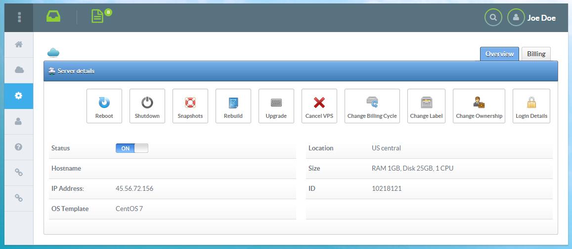 Linode | HostBill | Billing & Automation Software for WebHosts