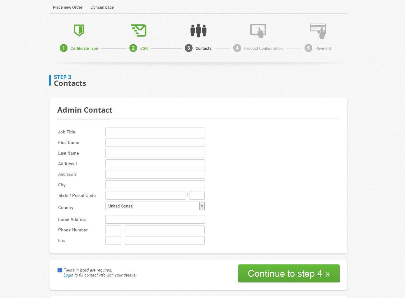 Ssl Certificates Version 2 Hostbill Billing Automation