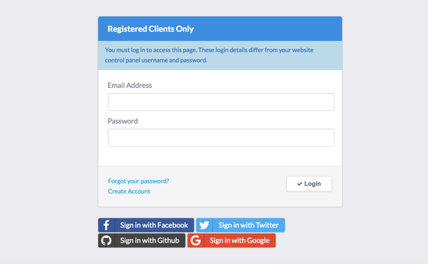 Cloud Signup | HostBill | Billing & Automation Software for