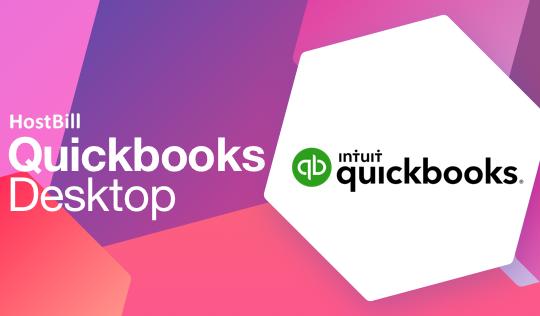Quickbooks Desktop   HostBill   Billing & Automation