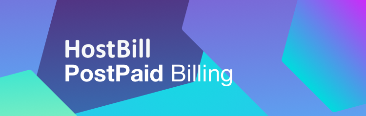 Post Paid Billing