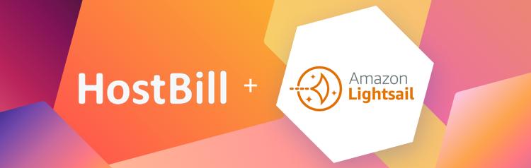Amazon Lighstail module for HostBill