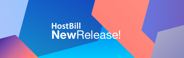 HostBill new release