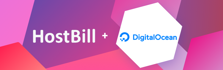 Digital Ocean DNS module for HostBill