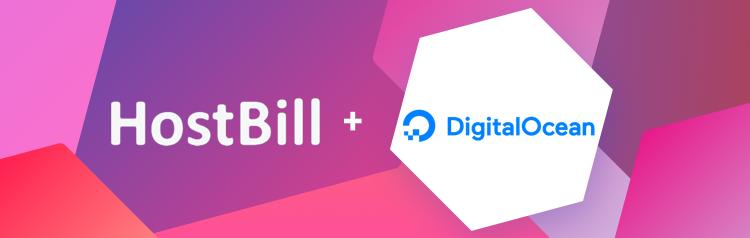 Digital Ocean DNS module for HostBill