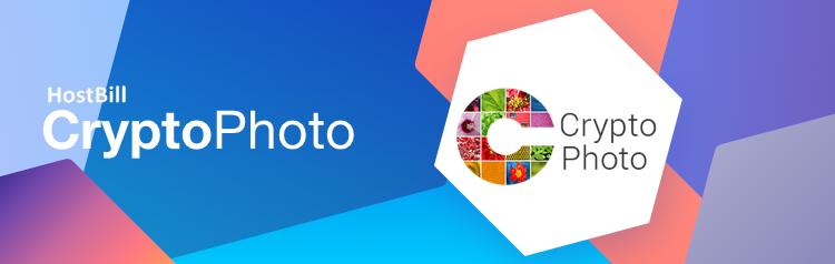 Cryptophoto module for HostBill