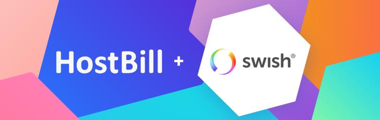 Swish module for HostBill