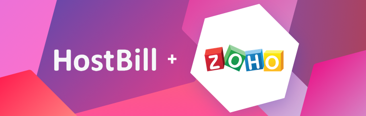 Zoho CRM integration with HostBill